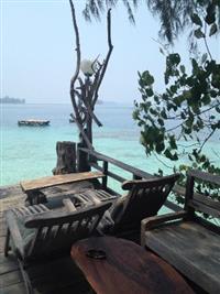 Akhir Pekan di Pulau Macan