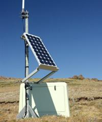 Custom Solar Power Hybrid System