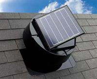 Green-Vent Solar Attic Extraction Fan