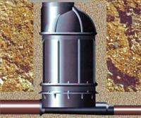 Sustainable Polyethylene Manhole Inspection Chamber