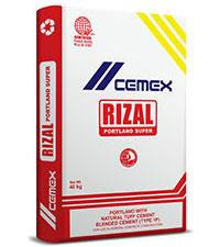 Sustainable Rizal Portland Super Cement