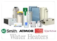 Sustainable Water Heaters